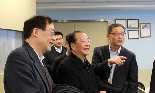 上海教育发展基金会理事长王荣华